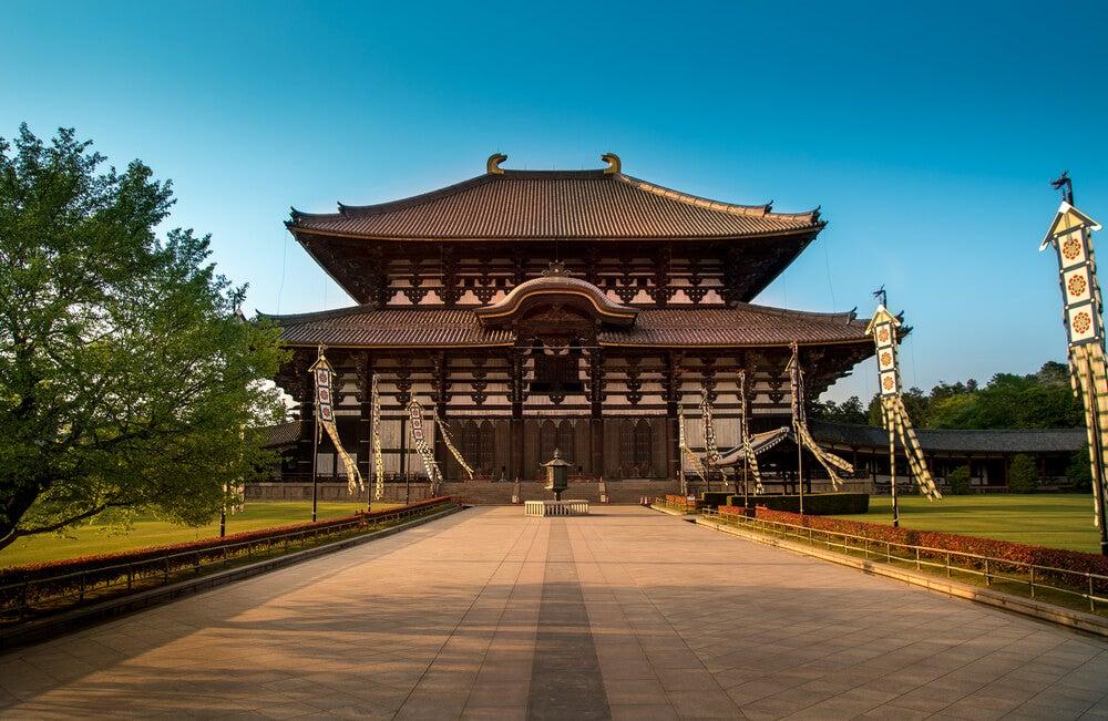 Templo Todaji en Nara