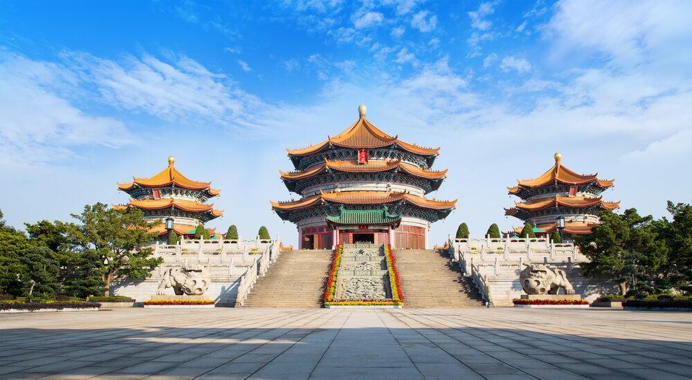 Descubre Guangzhou y la magia de sus templos