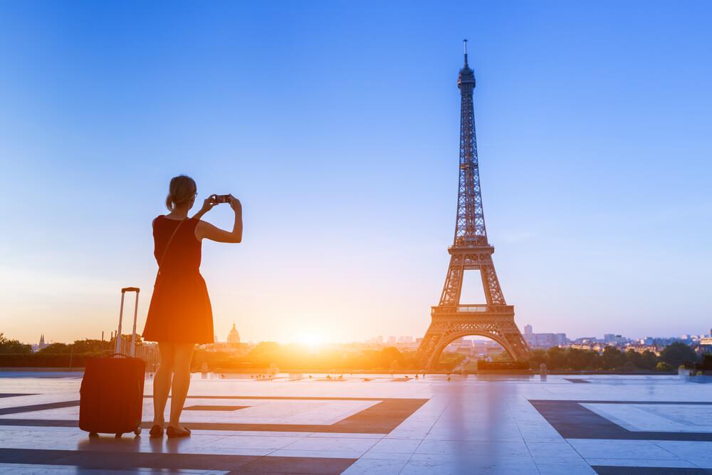Viajera en París, un destino perfecto