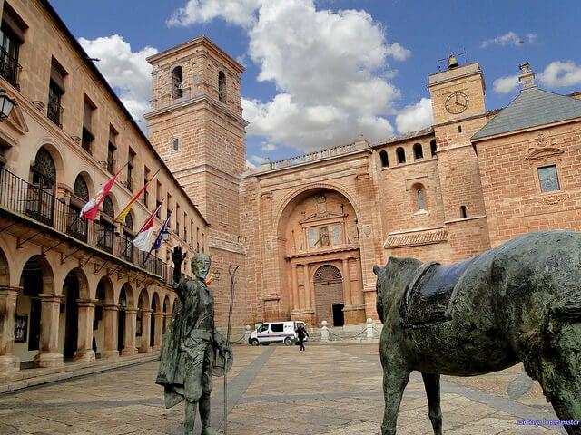 Villanueva de los Infantes en Ciudad Real