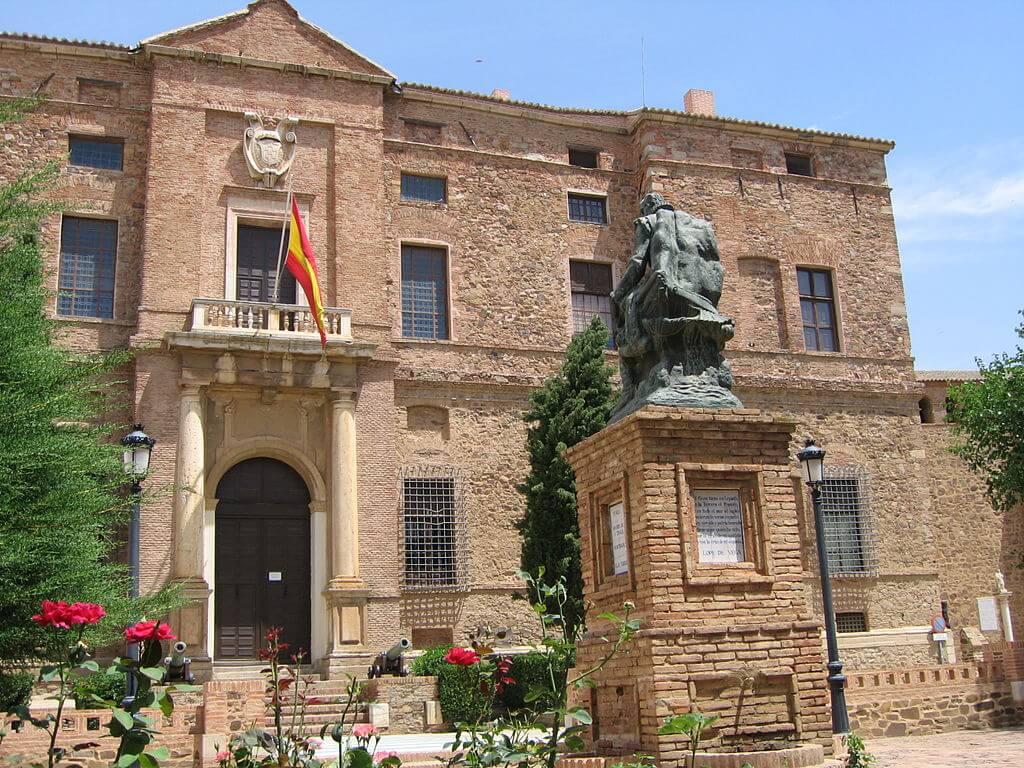 Palacio del Marqués de Santa Cruz en el Viso del Marqués