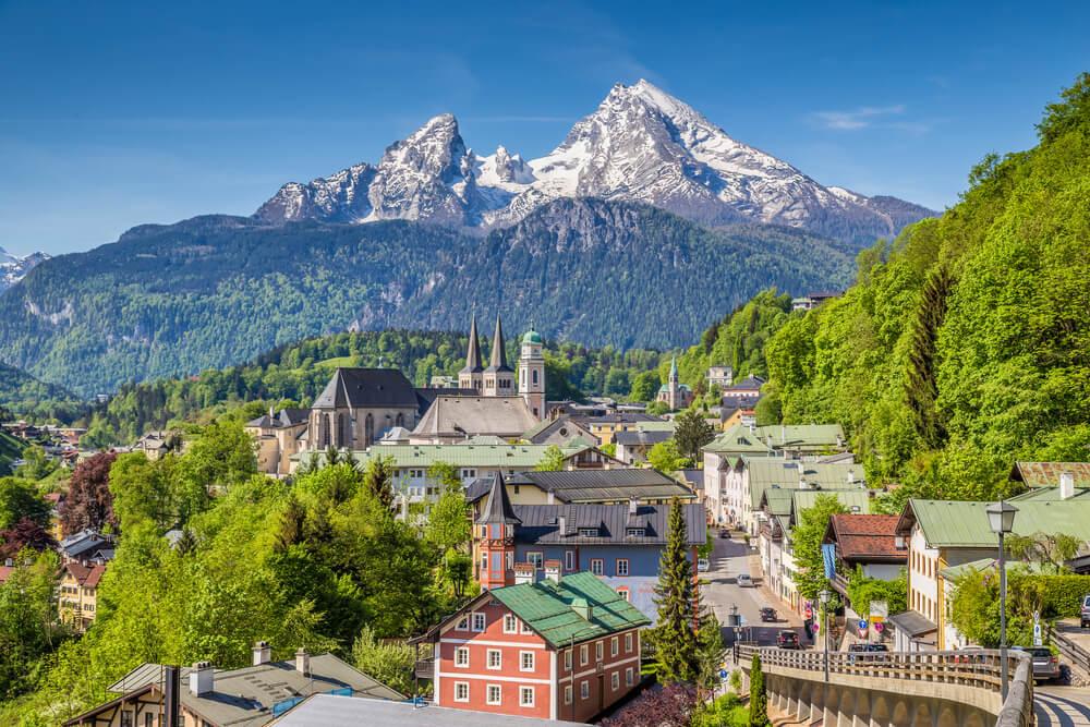 Berchtesgaden, uno de los lugares con más encanto de Baviera