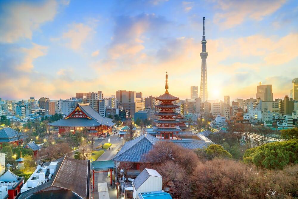Tokio en 2 días: un plan para disfrutar de la ciudad