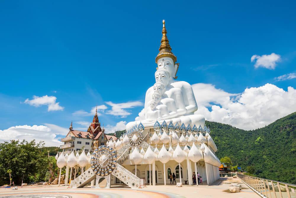 Templo Wat Phra Sorn Kaew