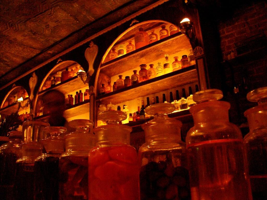 Apotheke, uno de los bares de Nueva York