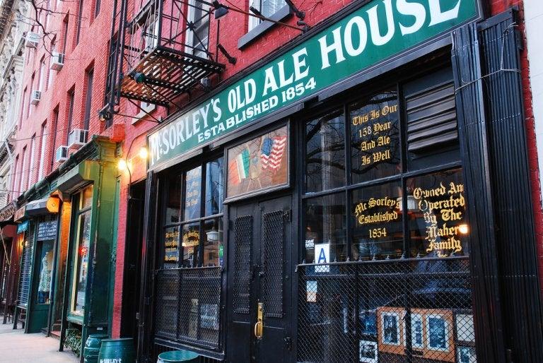 Los bares de Nueva York más interesantes