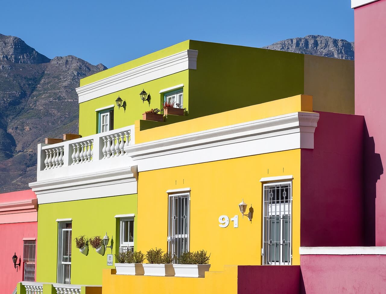 Casa en Bo-Kaap