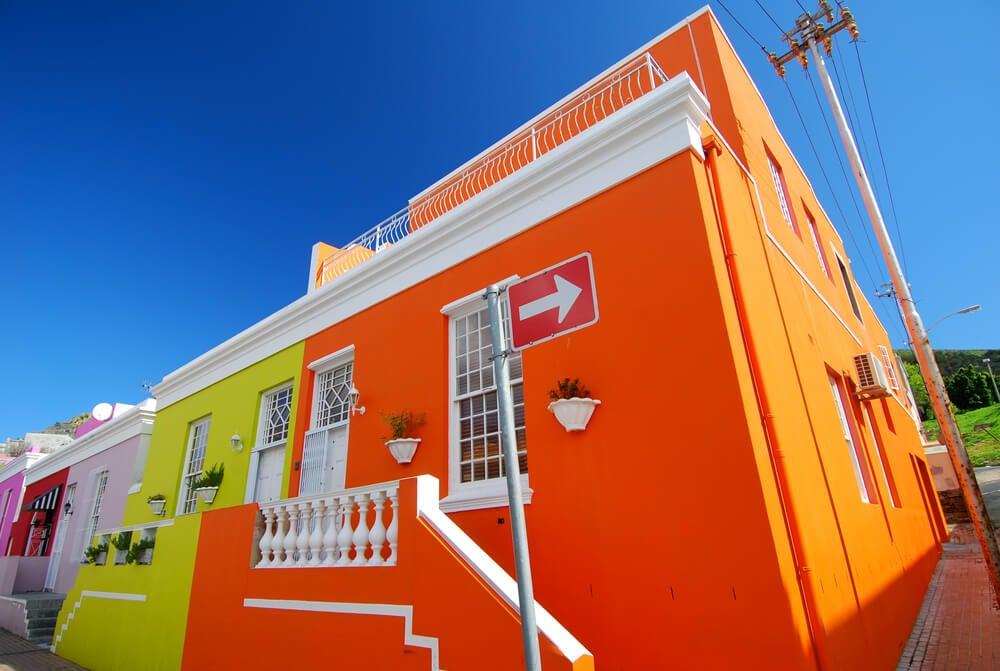 Bo-Kaap, un barrio lleno de color en Ciudad del Cabo
