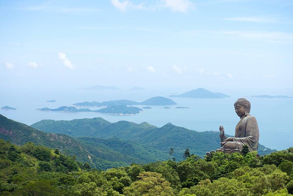 Buda de Tian Tan en China