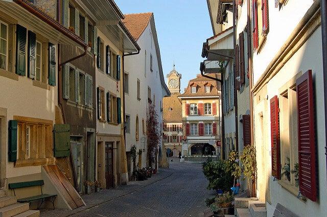 Calle de Murten