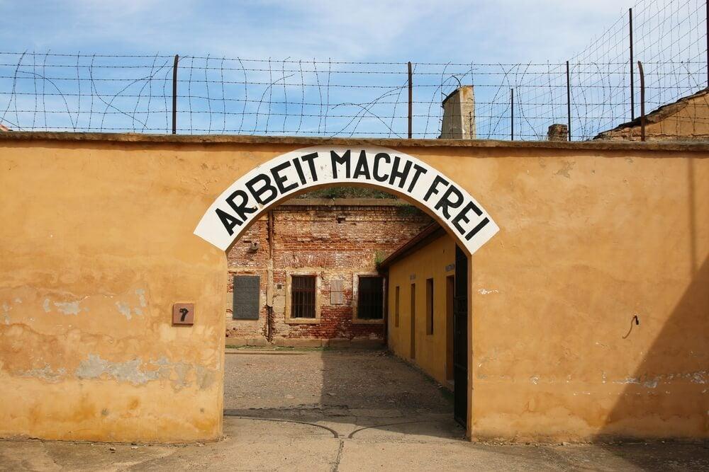 Visitamos el campo de concentración de Terezín