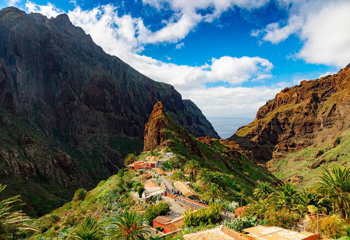 Viajar a las islas Canarias es descubrir el paraíso