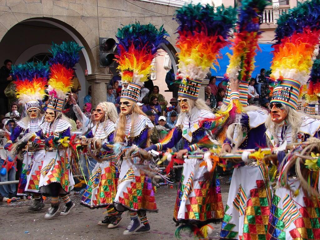 Caranaval en Oruro