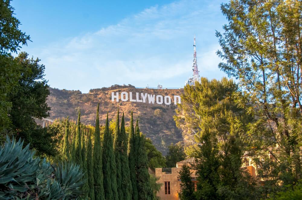 ¿Cómo llegar al famoso cartel de Hollywood?