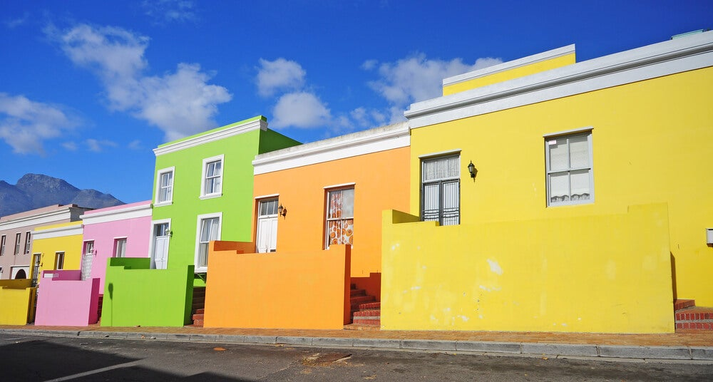 Casas en Bo-Kaap