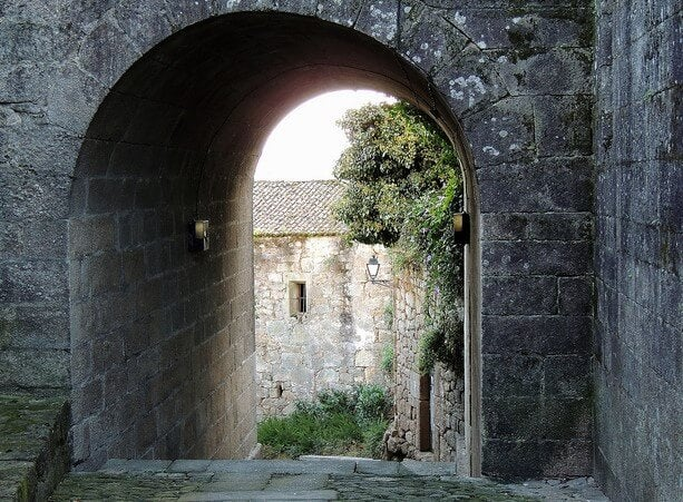Casco histórico de Tui
