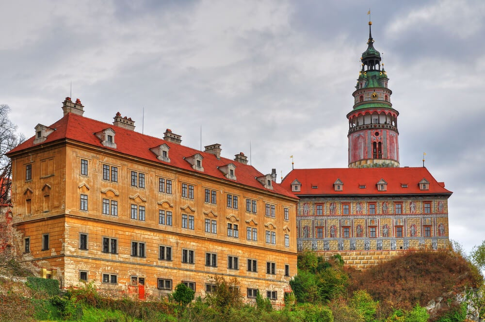 Castillo de Cesky Krumlov