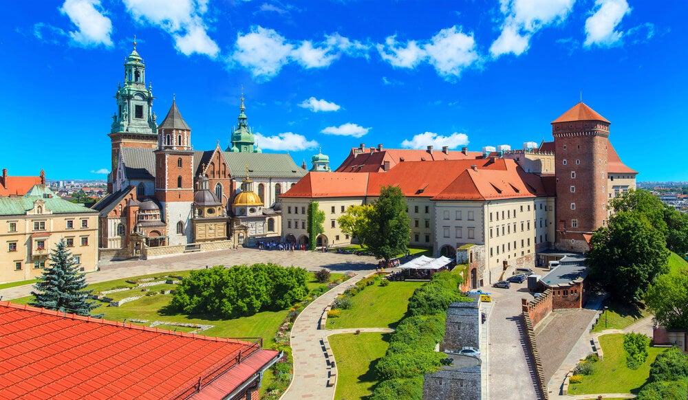 Conoce el Castillo Real de Cracovia en la colina de Wawel