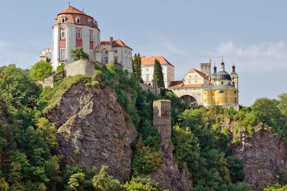Castillos medievales cerca de Praga, Vranov nad Dyji
