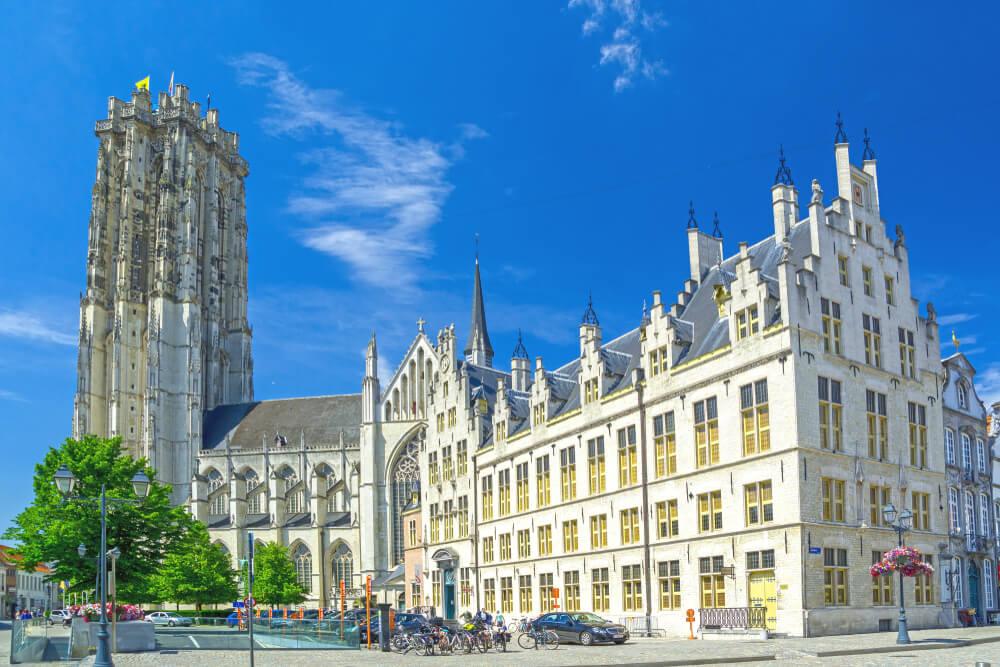 Malinas, una ciudad borgoñona en Flandes