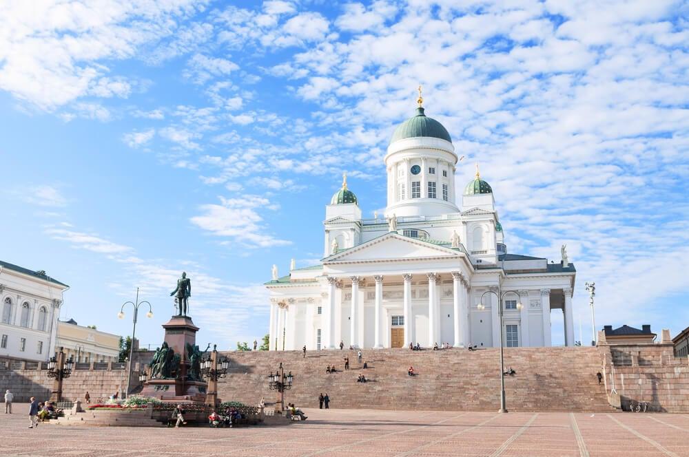Conoce la espectacular catedral luterana de Helsinki