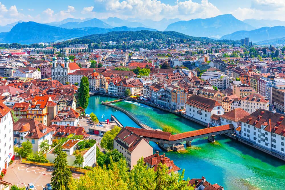 Un paseo por la ciudad medieval de Lucerna
