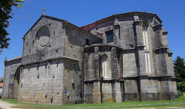 Convento de Santo Domingo en Tui