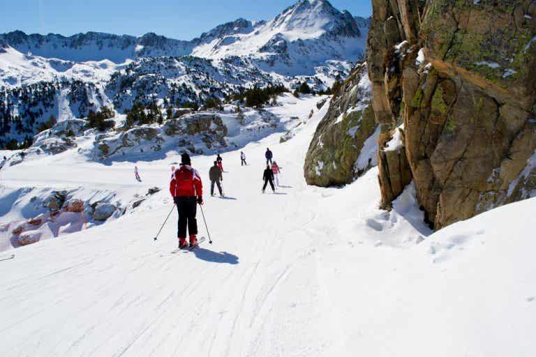 Practica el esquí en Andorra. ¡Vive la adrenalina!