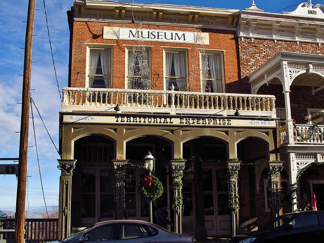Edificio de Virginia City
