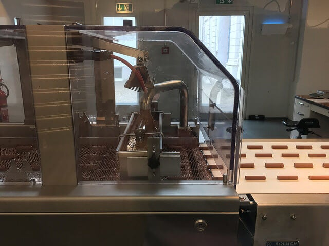 Fábrica de chocolates Cailler