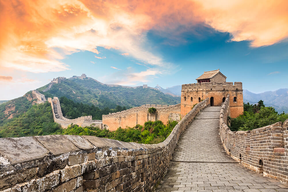 Resultado de imagen de muralla china