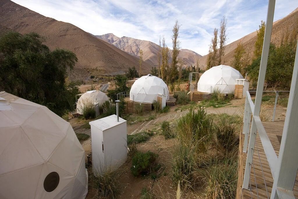 Hotel Elqui Domos en Atacama