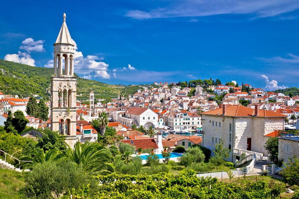 Una ruta por pueblos maravillosos de Croacia