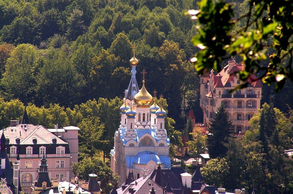 Iglesia ortodoxa de Karlovy Vary
