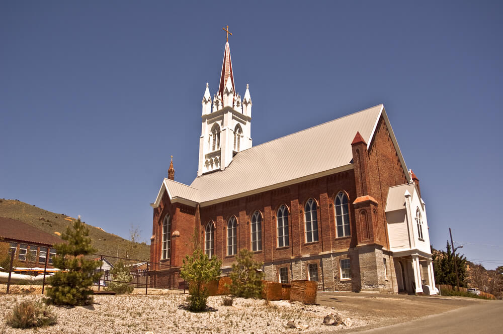 Iglesia de Virginia City