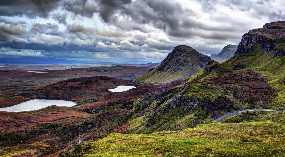 Isla de Skye, uno de los mejores lugares de Escocia
