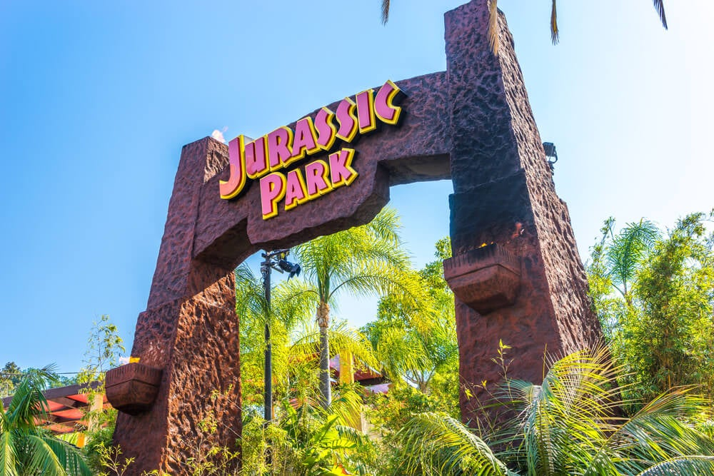 Jurassic Park - The Ride en Universal Studios