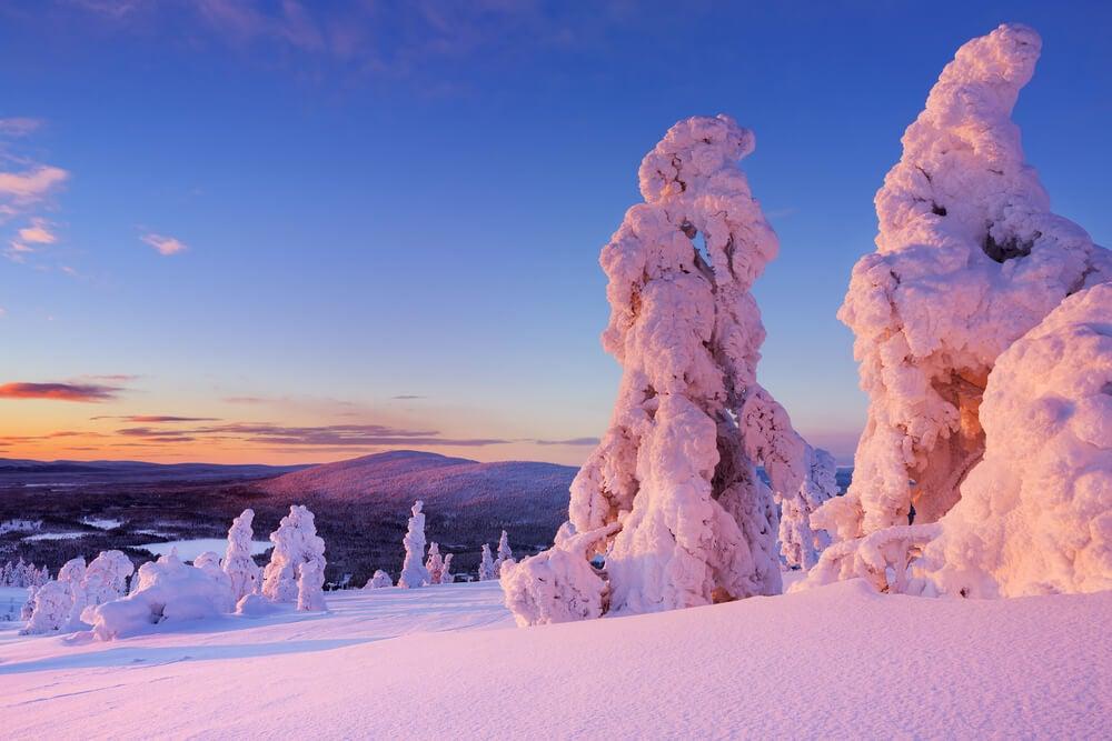 Levi en Laponia