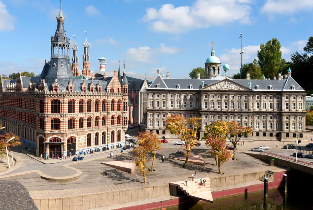 Madurodam, los Países Bajos en miniatura