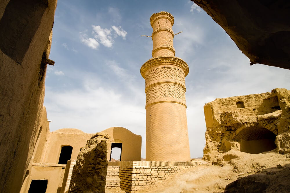 Minarete de Kaharanaq