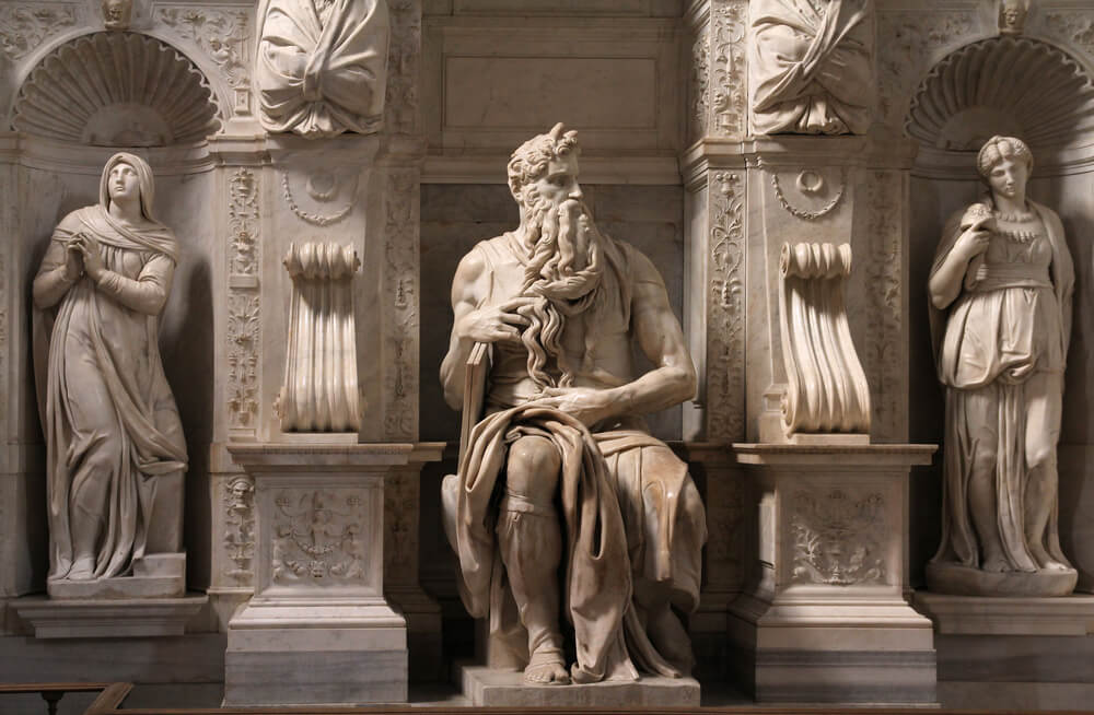 El Moisés de Miguel Ángel, visita imprescindible en Roma