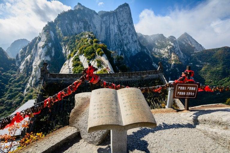 Las 5 montañas sagradas de la religión taoísta en China