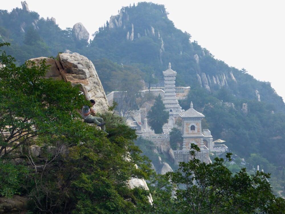 Monte Song en China