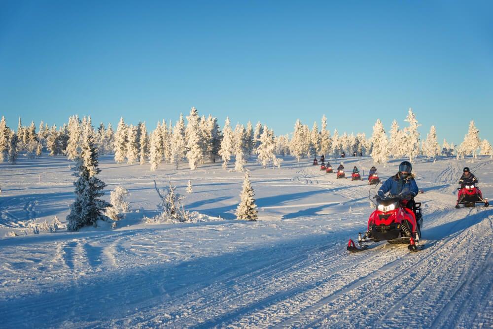 Excursión por Laponia