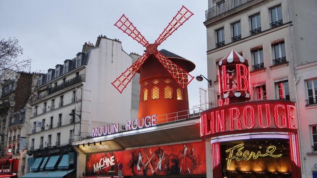 Curiosidades del Moulin Rouge, descubre sus secretos