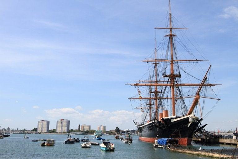 Portsmouth, una interesante ciudad portuaria