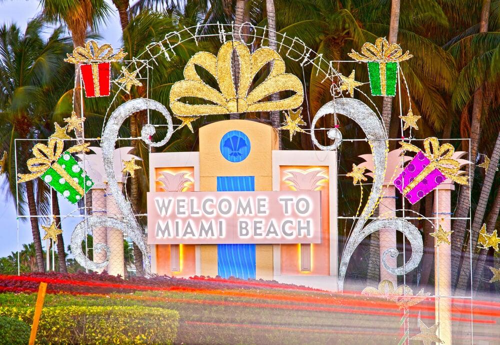 Disfruta de una exclusiva Navidad en Miami