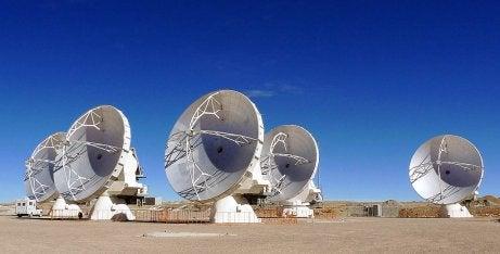 SPACE en el desierto de Atacama