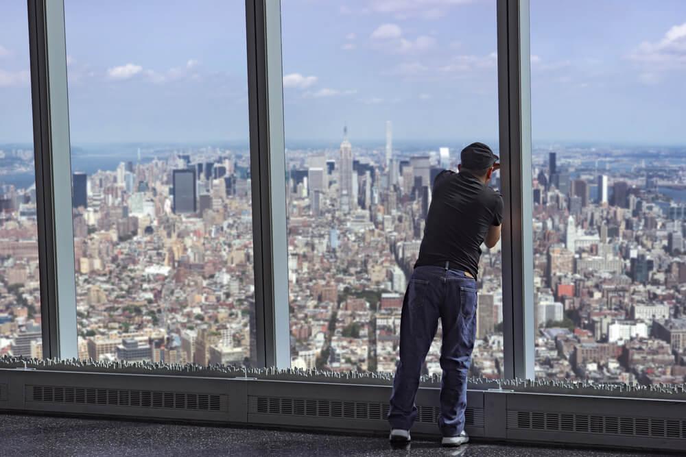 Observatorio del One World Trade Center