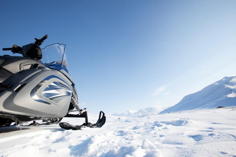 Paisaje de la Noruega Ártica